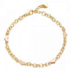 14k / 18k bracelet Love Sharing