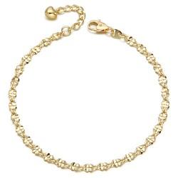 Aza to 14k bracelet