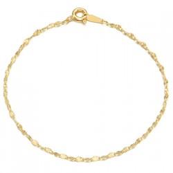 14k / 18k bracelet line aerang