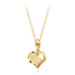 14k / 18k Sweet Heart Necklace