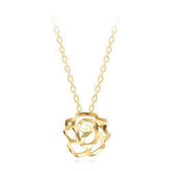 14k / 18k Rose Diva Necklace