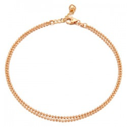 14k / 18k Mar ball anklets