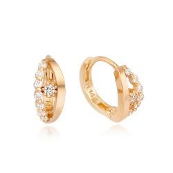 14k / 18k earring Las Mu