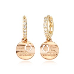 14k / 18k half-circle earring