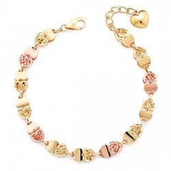 14k / 18k bracelet Roman Shine