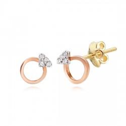 14k / 18k earring Viva Love