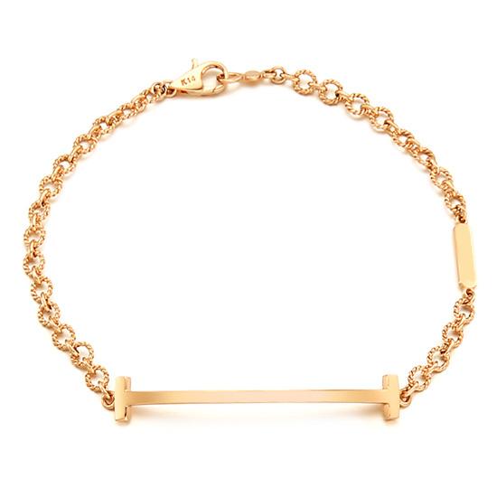 14k / 18K pointer stick bracelet