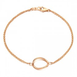 14k / 18k bracelet Silhouette
