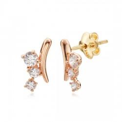 14k / 18k earring Jimenez Bali