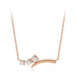 14k / 18k necklace integrated Jimenez Bali