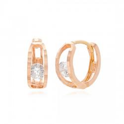 14k / 18k earring Kaya