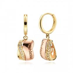 14k / 18k earring Noble Sone