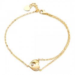 14k / 18k bracelet Love Cream