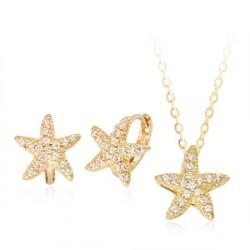 14k / 18k Sea Stars Set