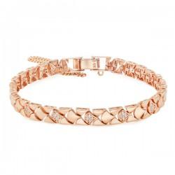 14k / 18k art chain bracelet