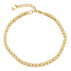 Pebble bracelet 14k ringrol