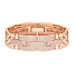 14k / 18k manier bracelet
