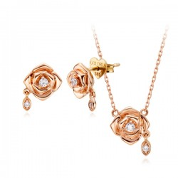 14k / 18k Lavigne Rose set