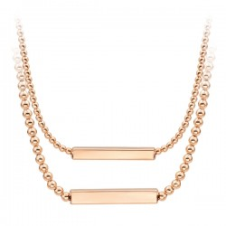 14k / 18k necklace with necklace [2type]